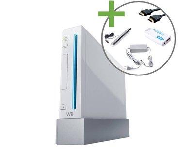 Nintendo Wii Console - White