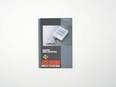 Console instruction Manual
