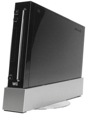 Nintendo Wii Console Black