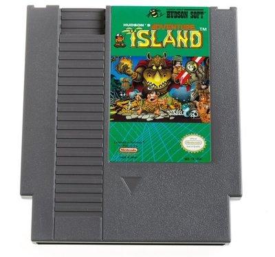Adventure Island [NTSC]