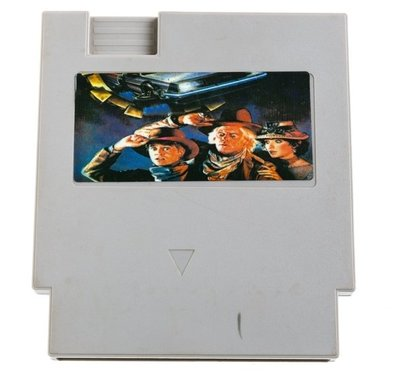 Back to the Future Part II & III (Pirate) [NTSC]