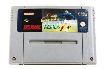 Eric Cantona Football Challenge