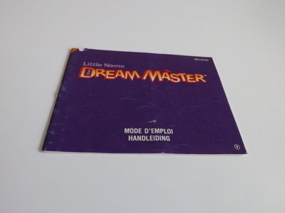 Little Nemo: Dream Master (NL/FR)