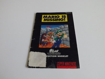 Mario is Missing [NTSC]