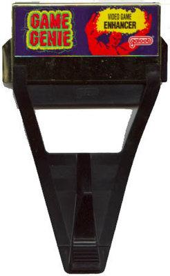 Nintendo [NES] Game Genie