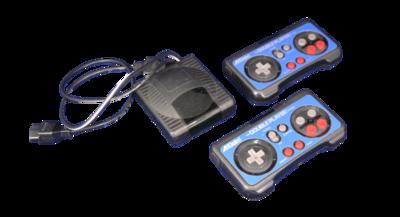 Nintendo [NES] Akklaim Double Player Set