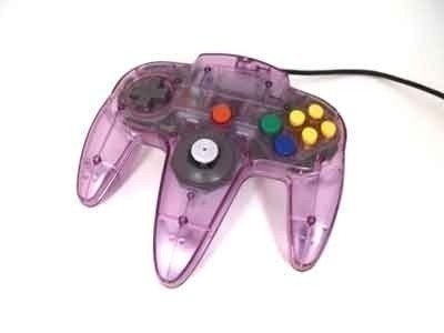 Nintendo 64 [N64] Controller Atomic Purple
