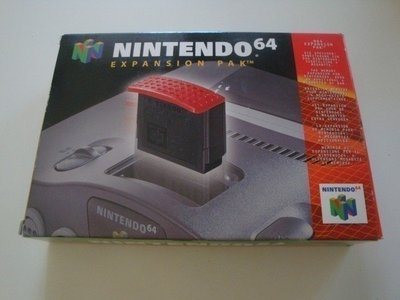 Nintendo 64 [N64] Expansion Pack (9)