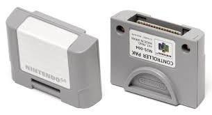 Nintendo 64 [N64] Memory Card (Controller Pak)