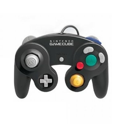 Originele Nintendo Gamecube [NGC] Controller Black