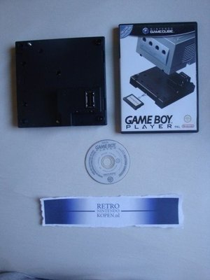 Nintendo Gamecube [NGC] Gameboy Player