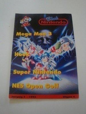 Club Nintendo Jaargang 4 - Uitgave 4