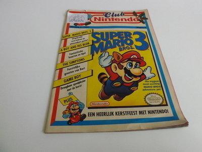 Club Nintendo - Jaargang 3 Uitgave 6