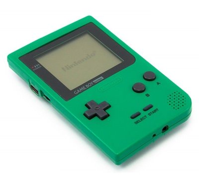 Game Boy Pocket Green