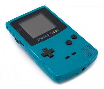 Nintendo Gameboy Color Blue