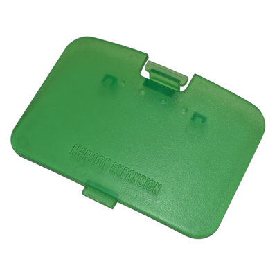 Nintendo 64 Console Cover Jungle Green