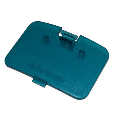 Nintendo 64 Console Cover Aqua Blue