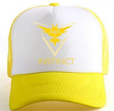 Pokemon Go - Original Team Instinct Cap