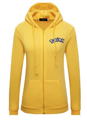 Pokemon Go - Pikachu Women Hoodie