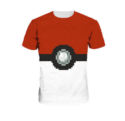 Pokemon Go - Pokebal Men's Shirt