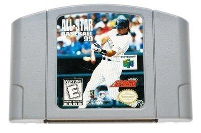 All Star Baseball '99