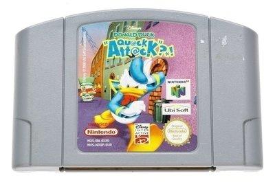 Donald Duck Quack Attack