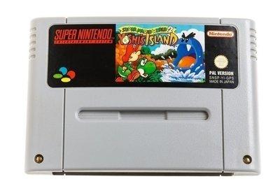 Super Mario World 2 - Yoshi's Island