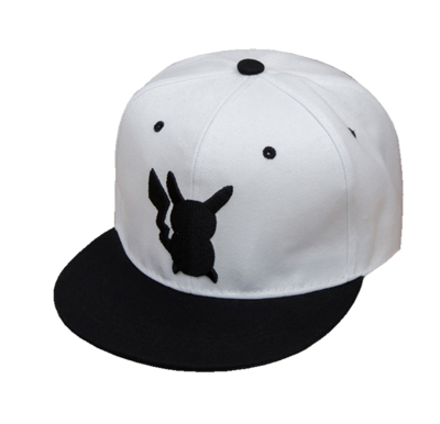 Pokemon Go - Pikachu Hat Snapback Edition White
