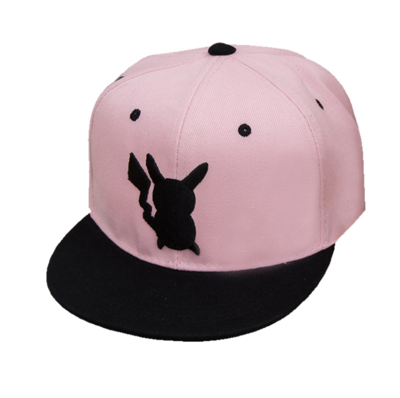 Pokemon Go - Pikachu Hat Snapback Edition Pink