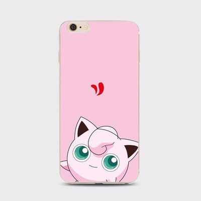 Pokemon Go - iPhone Case Jigglypuff
