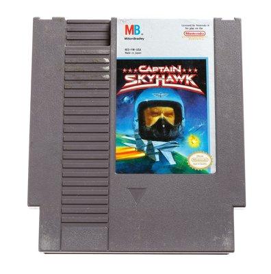 Captian Skyhawk [NTSC]