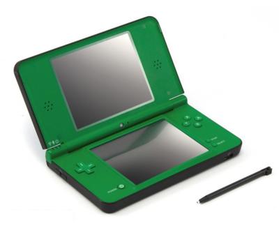 Nintendo DSi XL Green