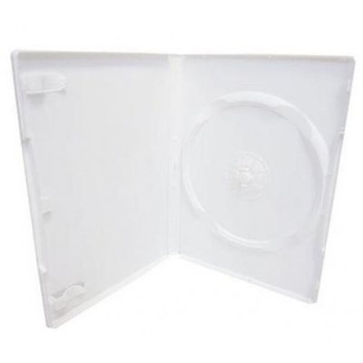 Wii Replacement Disc Case
