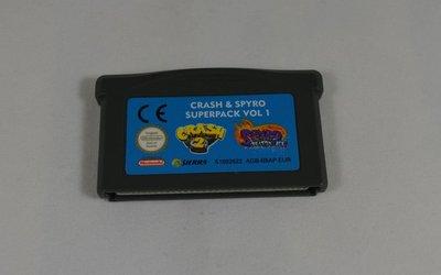 Crash & Spyro Superpack