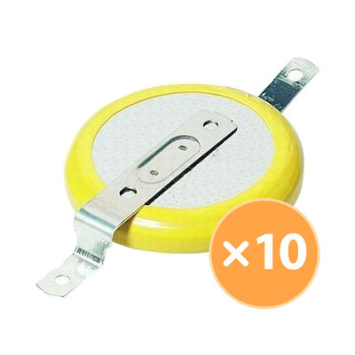 10x Gameboy Pokemon Game Save Battery CR1616