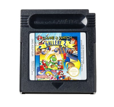 Game & Watch Gallery 2