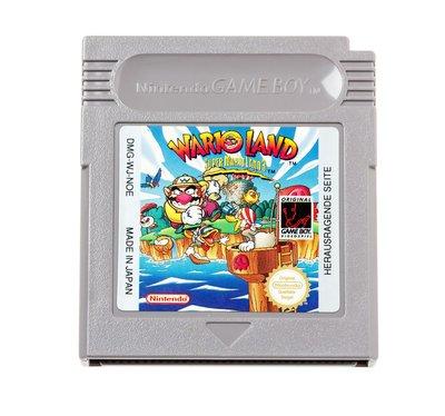 Super Mario Land 3 (Wario Land)