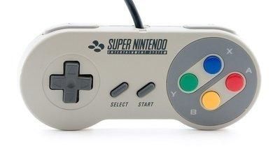 Originele Super Nintendo [SNES] Controller (Budget)