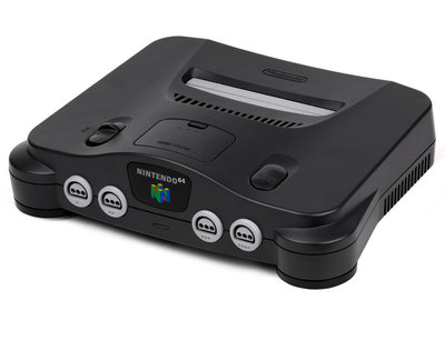 Nintendo 64 [N64] Console Premium