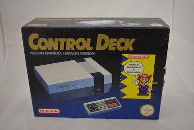 Nintendo NES Control Deck Spanish Import