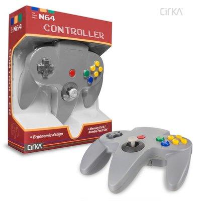 Nieuwe Nintendo 64 [N64] Controller Grey