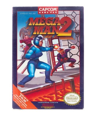 Mega Man 2 [NTSC]