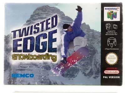 Twisted Edge Snowboarding