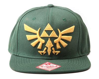 Zelda Triforce Snapback