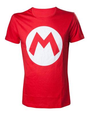 Mario Logo Shirt