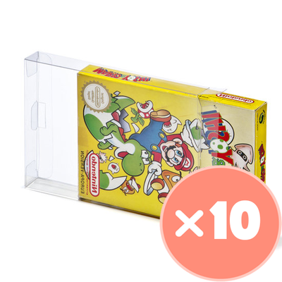 10x NES Box Protector