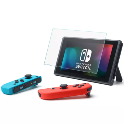Nintendo Switch 9H Tempered Glass Screenprotector