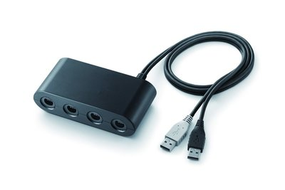 GameCube USB Controller Adapter for Wii U & PC