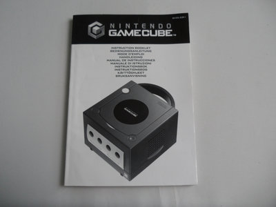 Gamecube Console Manual