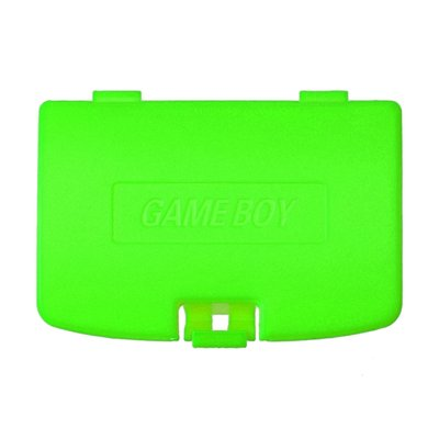 Game Boy Color Battery Cover (Lime)